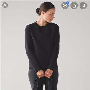 Lululemon Embrace The Space Sweatshirt